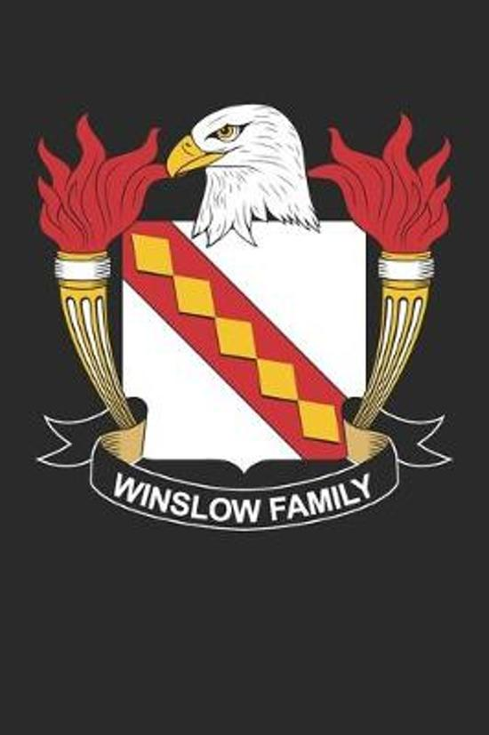 Winslow: Winslow Coat of Arms and Family Crest Notebook Journal (6 x 9 - 100 pages)