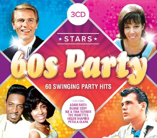 Stars Of 60S Party