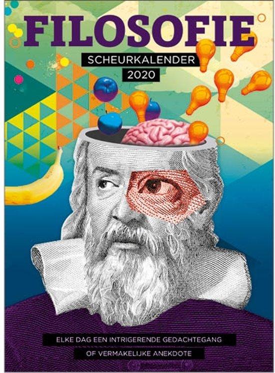 Filosofie Scheurkalender 2020