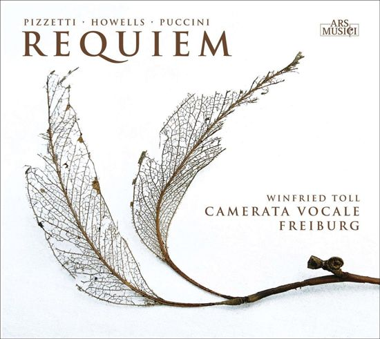 Pizetti, Howells, Puccini: Requiem