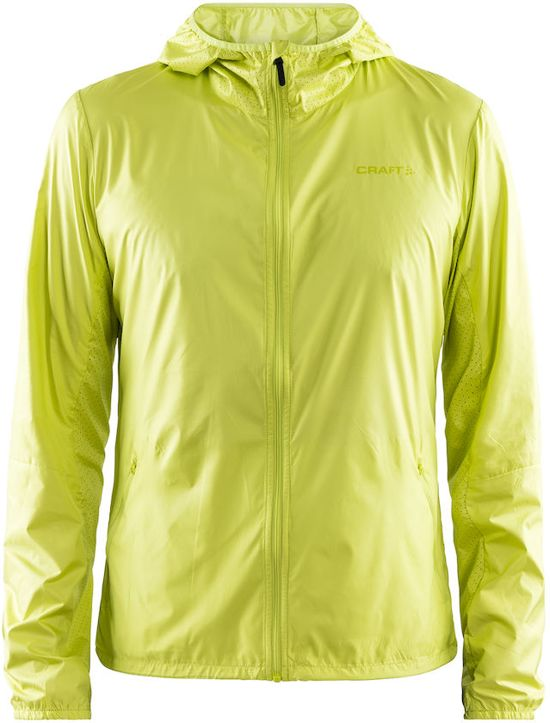 Craft Charge Jacket Sportjas Heren - Lime