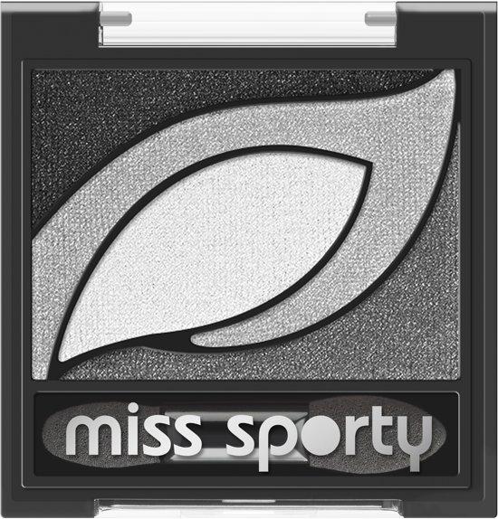 Miss Sporty Cat's Eyes Palette - 7 Black Cat - Zwart - Oogschaduw Palet