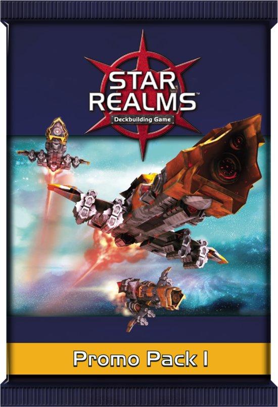 Afbeelding van het spel Star Realms Promo Pack I