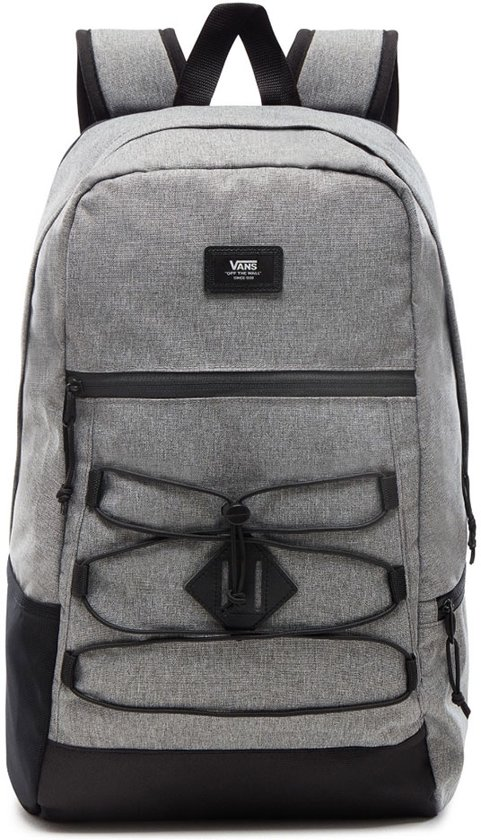 ea3ac1ca6fe bol.com | Vans Snag Plus Backpack Rugzak Mannen - Heather Suiting