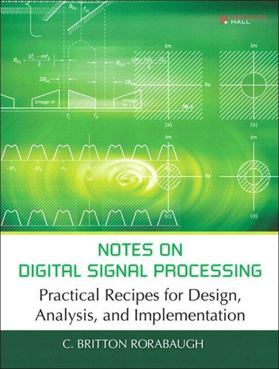 Bol Com Notes On Digital Signal Processing Ebook C Britton