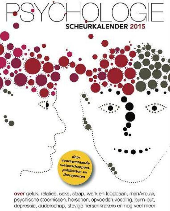 Psychologie scheurkalender 2015