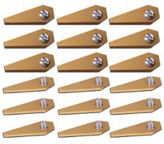 123Product Titanium messen set 3 Stuks Bosch Indego