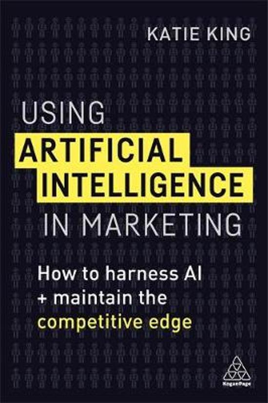 Using Artificial Intelligence in Marketing