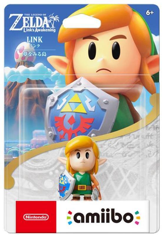Amiibo, Link (The Legend of Zelda: Link's Awakening)