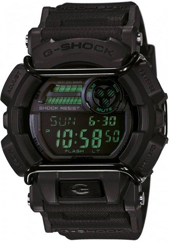 Casio G-Shock GD-400MB-1ER - Horloge - Kunststof - Zwart -