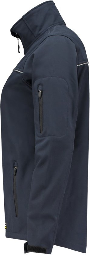 Xs Dames Navy Tricorp Maat Softshell 402009 Luxe F80SfqR