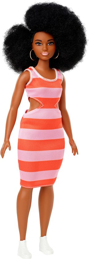 Barbie Fashionistas Bold Stripes - Barbiepop