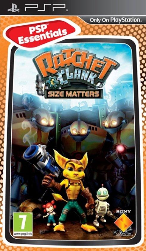 Ratchet + Clank, Size Matters - Essentials Edition