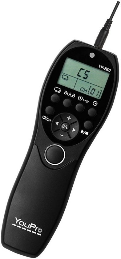 Panasonic DMC-FZ150 Luxe Camera Remote / Luxe Timer Afstandsbediening (RC-201 RS1 / DMW-RS1)