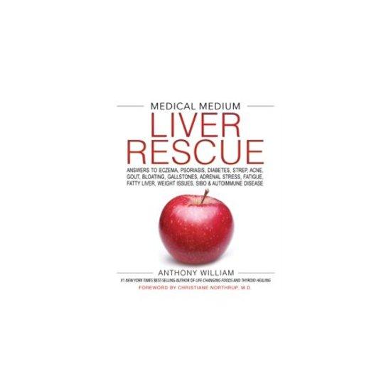 Boek cover Medical Medium Liver Rescue van Anthony William (Hardcover)
