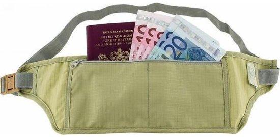 Veilige reisportemonnee