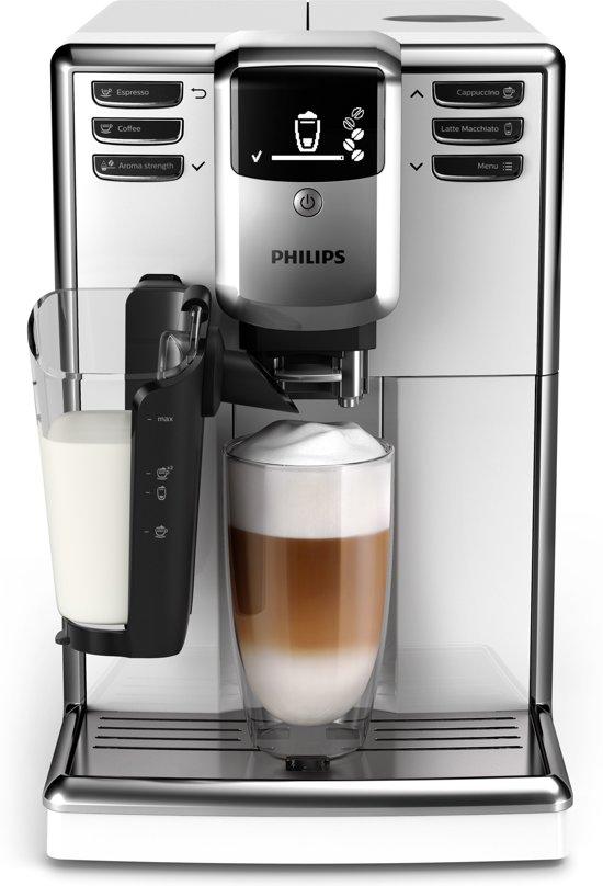 Philips 5000 serie EP5331/10 LatteGo - Espressomachine - Wit