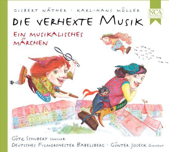 Die Verhexte Musik - Ein Musikalisc