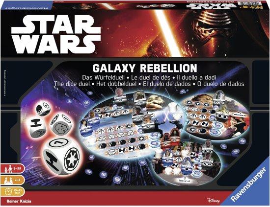 Afbeelding van het spel Ravensburger Star Wars dobbelstenen Battle game