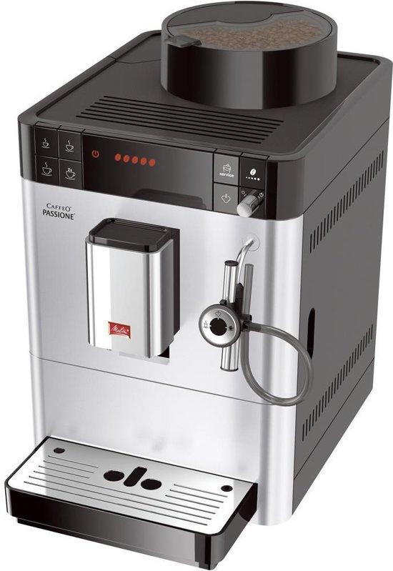 Melitta Caffeo Passione SST Volautomatische Espressomachine