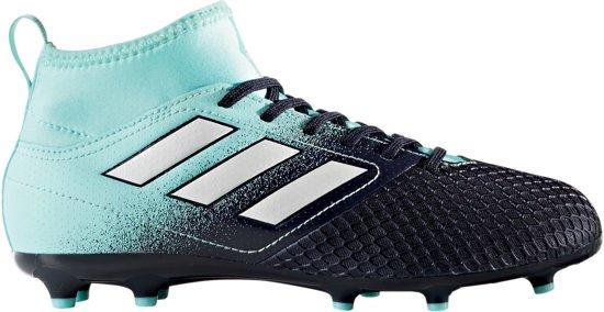 17129197472 adidas ACE 17.3 FG Voetbalschoenen - Maat 30 - Unisex - blauw/zwart/wit