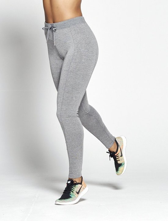 Strakke Joggingbroek Dames.Bol Com Joggingsbroek Dames Grijs Slim Stretch Pursue Fitness