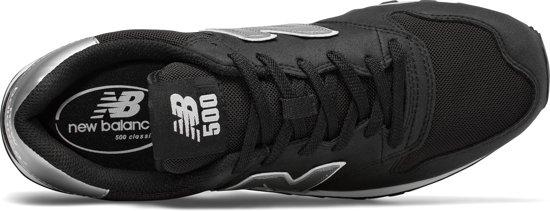 New Balance Gm500Black Heren Balance Sneakers Heren Sneakers Gm500Black New n0PmNOyv8w