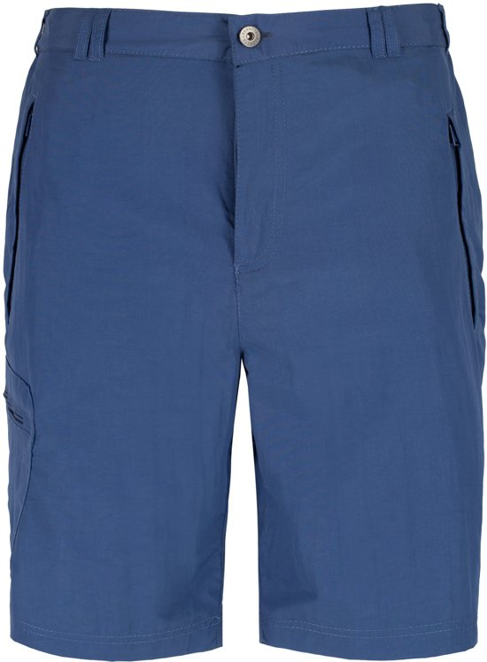 Regatta Leesville Short Outdoorbroek - Heren - Blauw