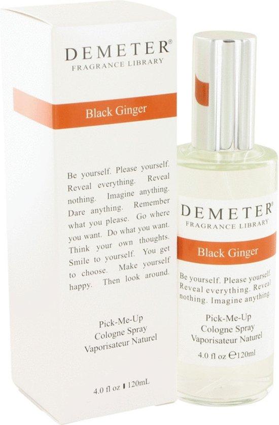 Demeter 120 ml - Black Ginger Cologne Spray (formerly Kahala Black Ginger) Damesparfum
