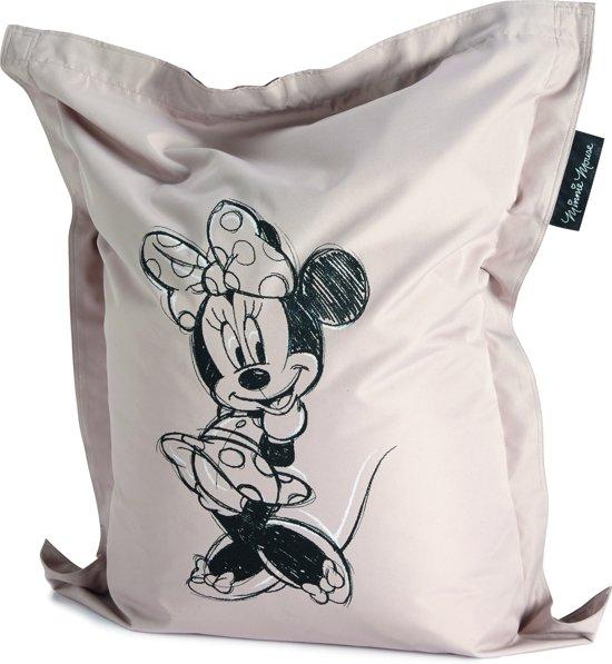Zitzak Minnie Mouse.Bol Com Mickey Minnie Zitzak Minnie Taupe Taupe
