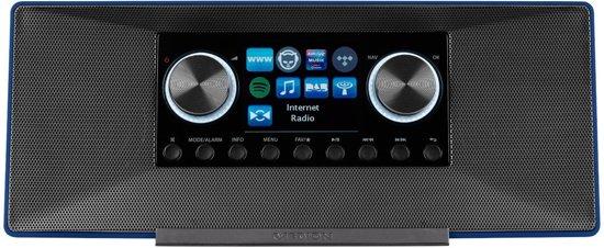 MEDION® LIFE P85135 WiFi DAB+ Internet Radio (Blauw)