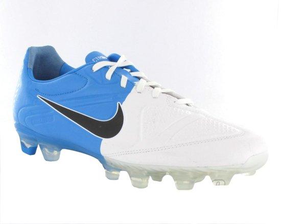 huge discount 323a4 01c5d Nike CTR360 MAESTRI II FG - Voetbalschoenen - Kinderen - Maat 40 - WitBlauw