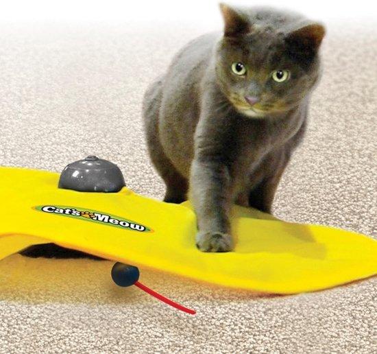 Cat's Meow Katten Speelmat