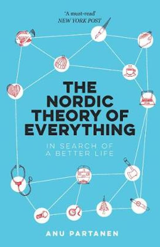 Boek cover The Nordic Theory of Everything van Anu Partanen (Paperback)