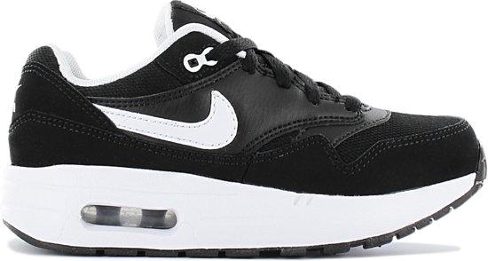 Nike Air Max 1 Sneakers Kinderen - zwart/wit