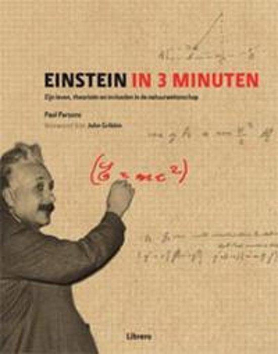 Einstein In 3 Minuten - Paul Parsons pdf epub