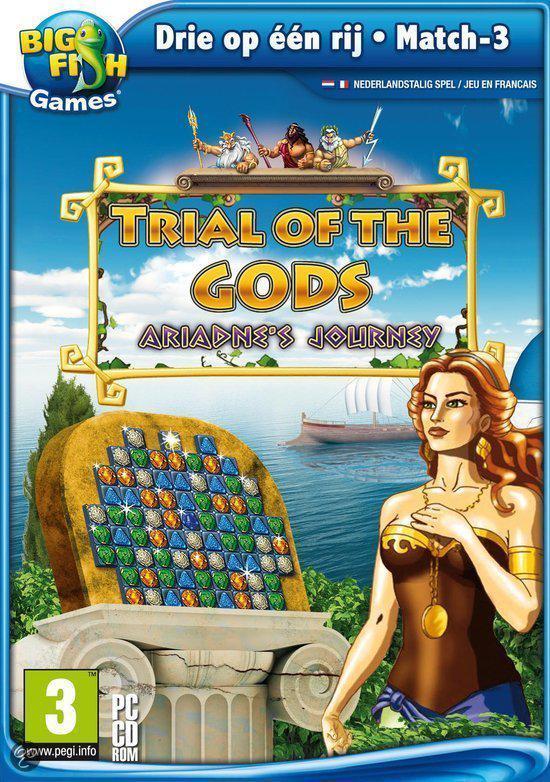 Trial of the Gods 2: Ariadne's Journey - Windows