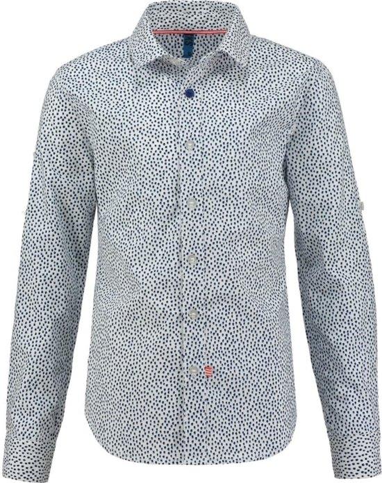 Overhemd Op Maat.Bol Com Cks Overhemd Jongen 98 176 Maat 12 146 152