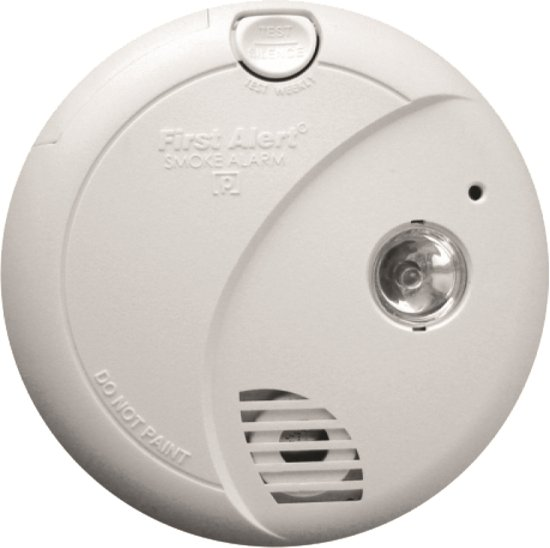 First Alert Brandalarm - Ontsnappingslicht - Incl. 9 volt batterij