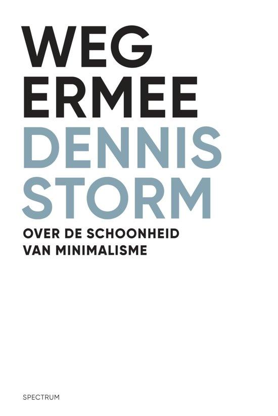 Boek cover Weg ermee van Dennis Storm (Onbekend)
