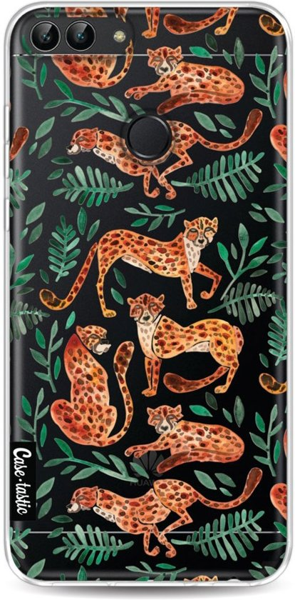 Casetastic Softcover Huawei P Smart - Cheetah Life