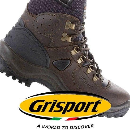 Unisex Wandelschoenen Sherpa Grisport Grisport Bruin Sherpa qUF6BwFT