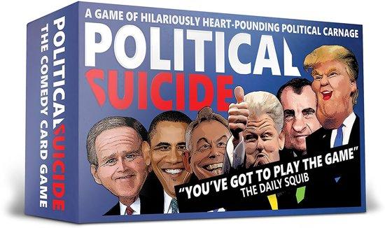 Afbeelding van het spel Political Suicide - Card Game
