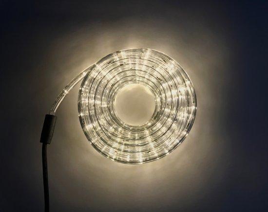 10 Meter lichtslang Warm wit voor binnen en buiten