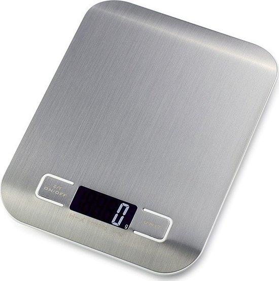 Digitale Precisie Keuken Weegschaal - Tot 5000 Gram ( 5kg )