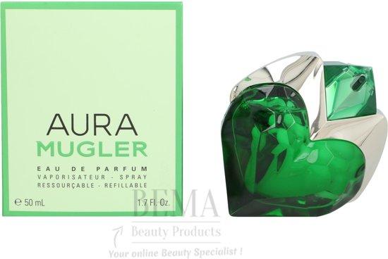 Bolcom Thierry Mugler Aura 50 Ml Eau De Parfum Navulbaar