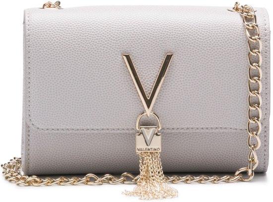 Valentino Handbags Handtassen Divina Clutch Grijs