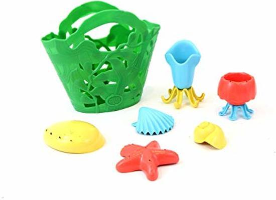Green Toys Bad speelgoed setje - getijdepoel