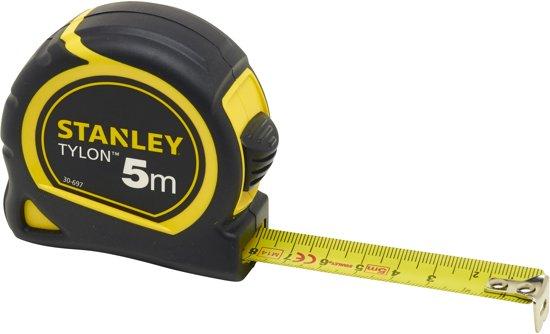 Rolbandmaat Stanley - Tylon 5m - 19mm