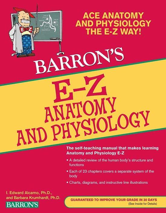 EZ Anatomy and Physiology